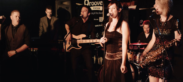 Booking a band for your wedding, party or event