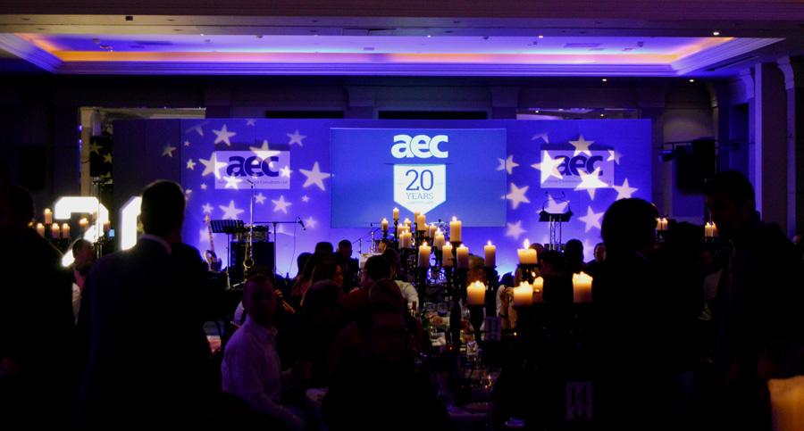 Radisson Blu Edwardian Manchester - AEC Event