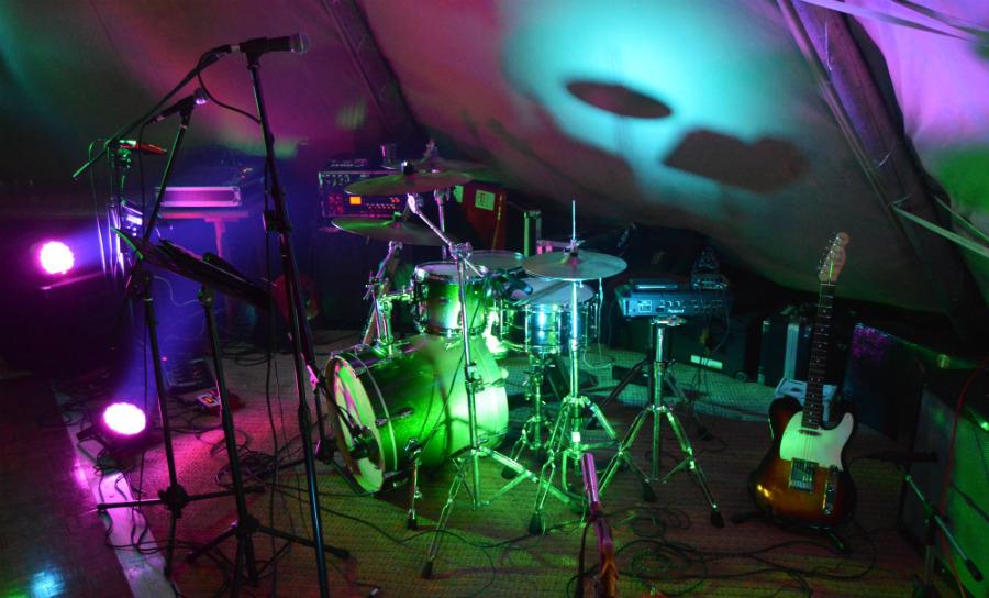 Ackworth Grange Pontefract - Tipi Event