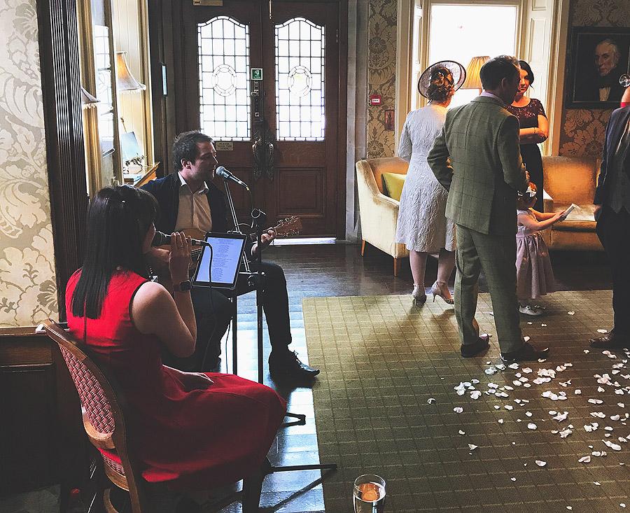 Merewood House Hotel Wedding and Acoustic Set