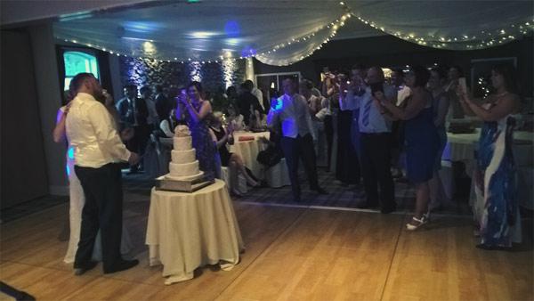 Wedding at coniston hotel skipton