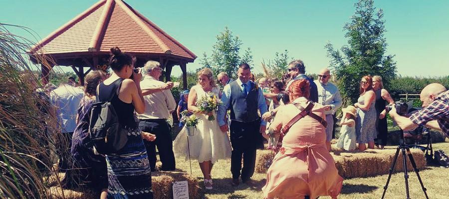 Fishlake Mill Doncaster Wedding Band