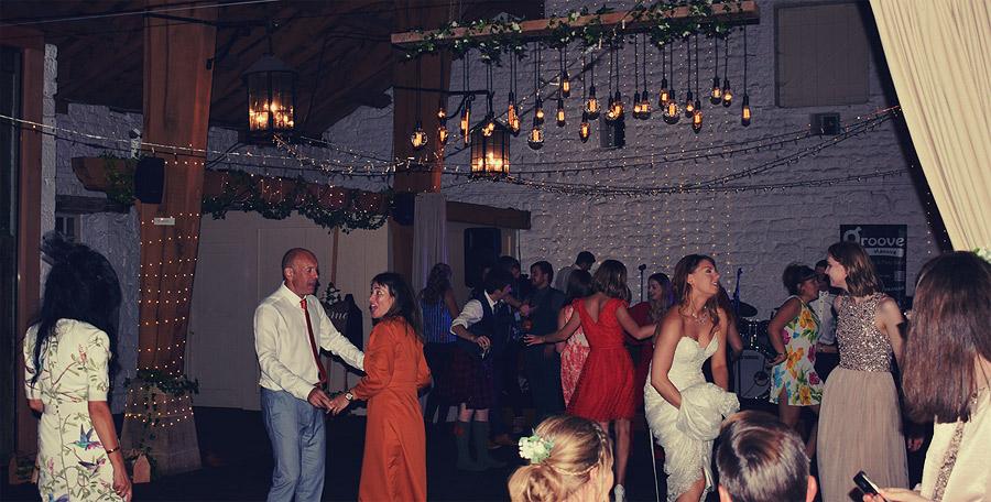 East Riddlesden Hall Wedding Band