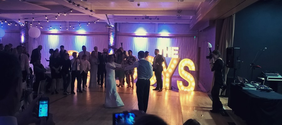 Biscuit Factory Newcastle Wedding Band