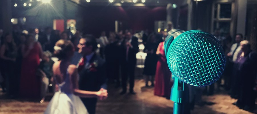 Thornbridge Hall, Sheffield Wedding Band