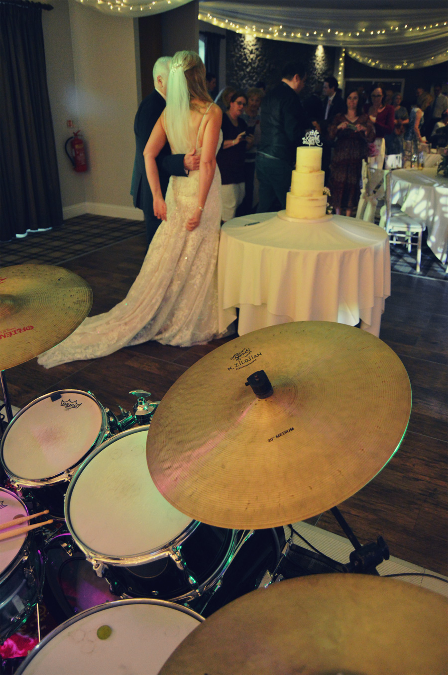 Wedding band coniston hotel skipton
