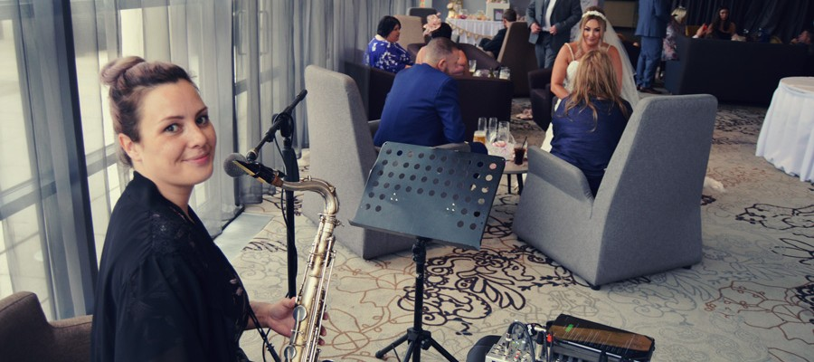 Wedding Band and Acoustic music at the Crowne Plaza Liverpool