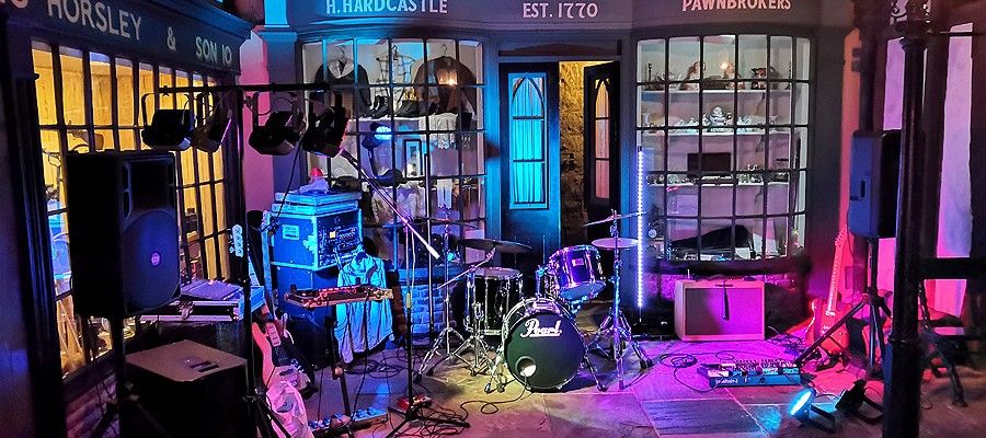 Party Band Music York Castle Museum
